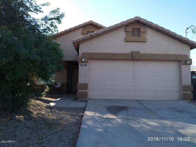 210 S 7TH Street, Avondale, AZ 85323 (MLS #5978666) :: Revelation Real Estate
