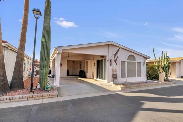 1807 E Torrey Pines Lane, Chandler, AZ 85249 (MLS #5978673) :: Team Wilson Real Estate