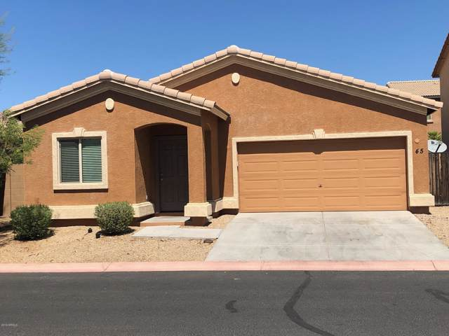 900 W Broadway Avenue #45, Apache Junction, AZ 85120 (MLS #5978676) :: Devor Real Estate Associates