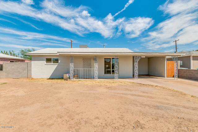 2818 W Montecito Avenue, Phoenix, AZ 85017 (MLS #5978677) :: Brett Tanner Home Selling Team