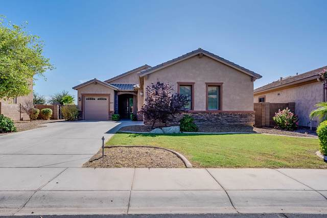 4879 E Gleneagle Drive, Chandler, AZ 85249 (MLS #5978678) :: Conway Real Estate