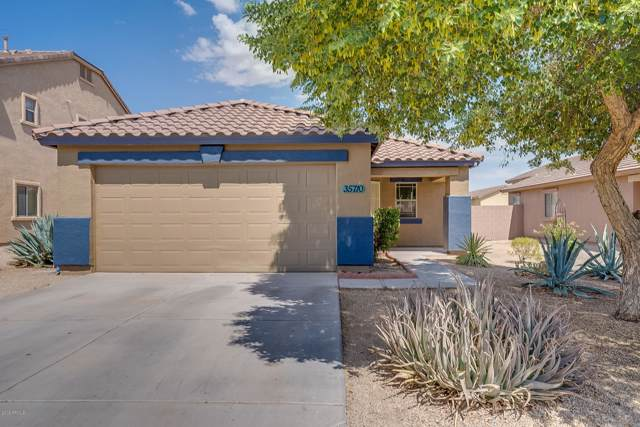 35710 W Velazquez Drive, Maricopa, AZ 85138 (MLS #5978685) :: Team Wilson Real Estate