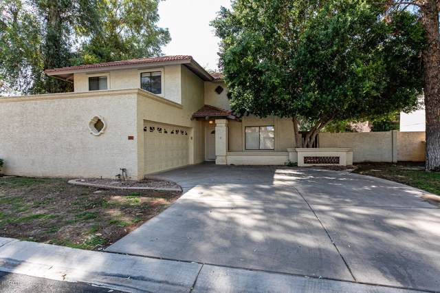 381 E Barbarita Avenue, Gilbert, AZ 85234 (MLS #5978688) :: Team Wilson Real Estate