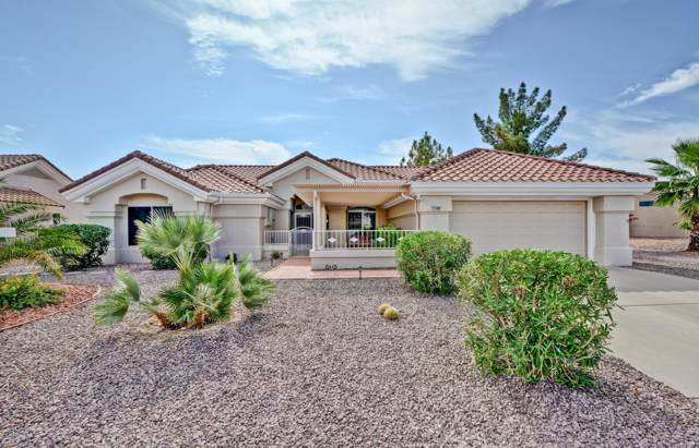 21408 N 158TH Drive, Sun City West, AZ 85375 (MLS #5978693) :: The Pete Dijkstra Team