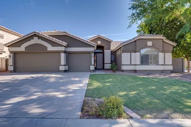 1805 E Pinto Drive, Gilbert, AZ 85296 (MLS #5978694) :: Team Wilson Real Estate