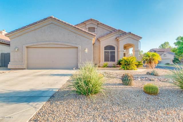 597 E Ranch Road, Gilbert, AZ 85296 (MLS #5978708) :: Team Wilson Real Estate