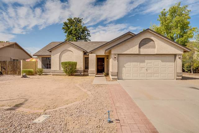 712 W Mission Drive, Chandler, AZ 85225 (MLS #5978709) :: The W Group