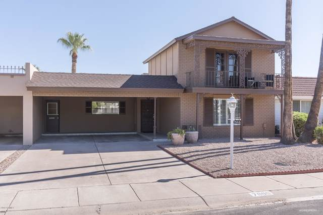 7666 E Bonita Drive, Scottsdale, AZ 85250 (MLS #5978742) :: Team Wilson Real Estate