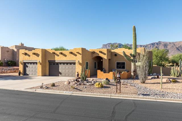 9938 E Little Nugget Way, Gold Canyon, AZ 85118 (MLS #5978752) :: Devor Real Estate Associates