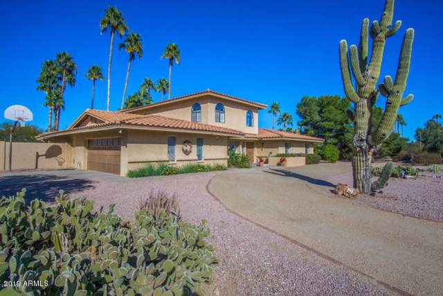 5128 E Mountain View Road, Paradise Valley, AZ 85253 (MLS #5978753) :: Homehelper Consultants