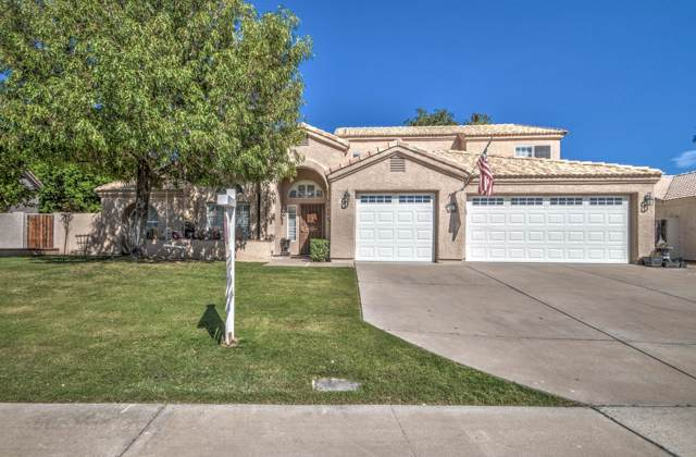 1643 N Sunview Drive, Mesa, AZ 85205 (MLS #5978771) :: Arizona Home Group