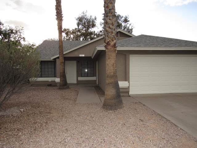 268 S Cypress Court, Chandler, AZ 85226 (MLS #5978779) :: Lucido Agency