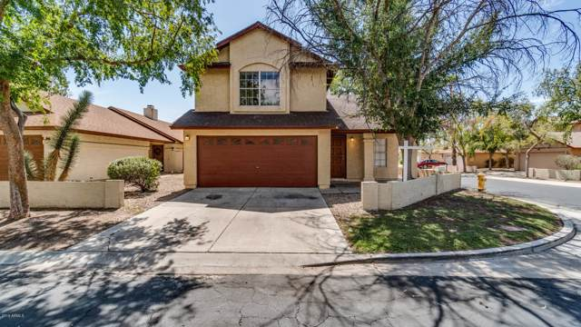 6637 W Cheryl Drive, Glendale, AZ 85302 (MLS #5978781) :: The AZ Performance Realty Team