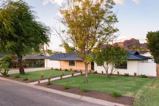 4556 E Calle Redonda, Phoenix, AZ 85018 (MLS #5978787) :: Brett Tanner Home Selling Team