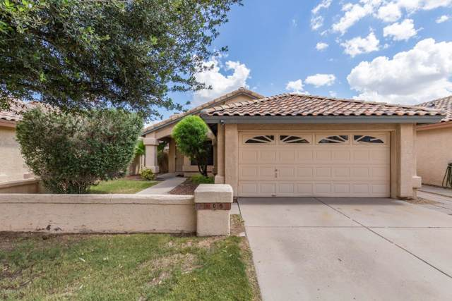 109 S Cypress Court, Chandler, AZ 85226 (MLS #5978795) :: Openshaw Real Estate Group in partnership with The Jesse Herfel Real Estate Group