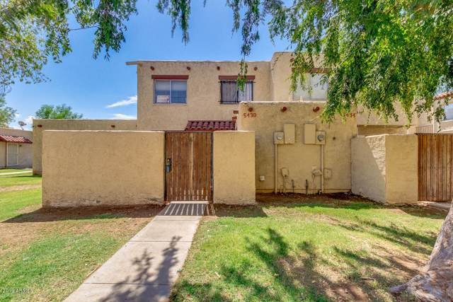 5430 W Belleview Street, Phoenix, AZ 85043 (MLS #5978800) :: Team Wilson Real Estate