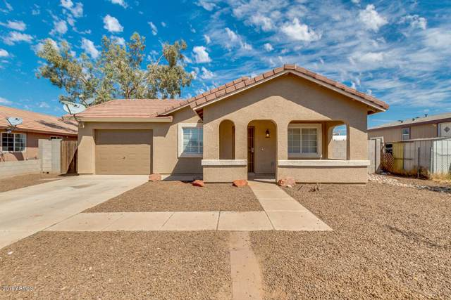 19176 W Lisa Avenue, Casa Grande, AZ 85122 (MLS #5978802) :: Openshaw Real Estate Group in partnership with The Jesse Herfel Real Estate Group