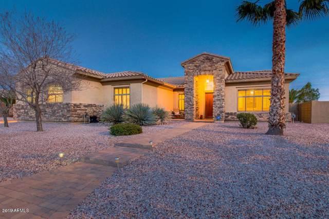 693 S Parkcrest Street, Gilbert, AZ 85296 (MLS #5978820) :: Conway Real Estate