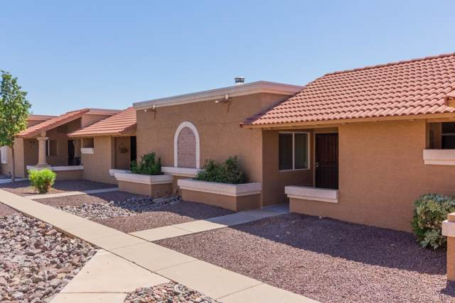 312 W Yukon Drive #6, Phoenix, AZ 85027 (MLS #5978825) :: The Laughton Team