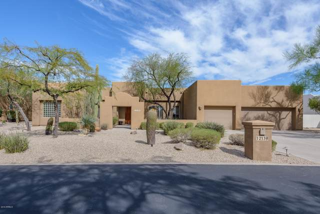 12139 N 119TH Street, Scottsdale, AZ 85259 (MLS #5978833) :: Occasio Realty