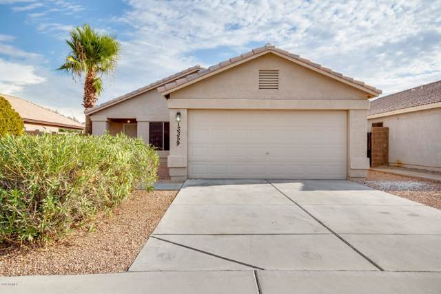 13359 W Desert Lane, Surprise, AZ 85374 (MLS #5978848) :: Arizona Home Group