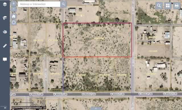 0 W Bradley Road, Wittmann, AZ 85361 (MLS #5978864) :: Occasio Realty