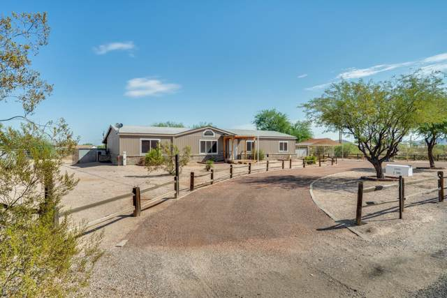 13425 S Zuni Road, Buckeye, AZ 85326 (MLS #5978869) :: Homehelper Consultants