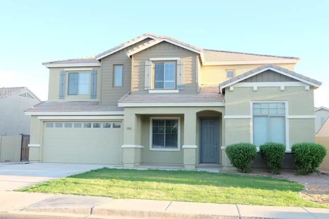 1541 E Birdland Drive, Gilbert, AZ 85297 (MLS #5978875) :: The W Group