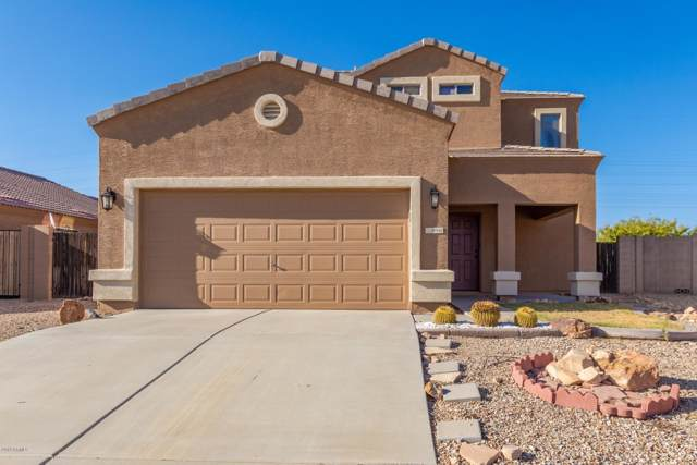 10944 W Griswold Road, Peoria, AZ 85345 (MLS #5978883) :: Lucido Agency
