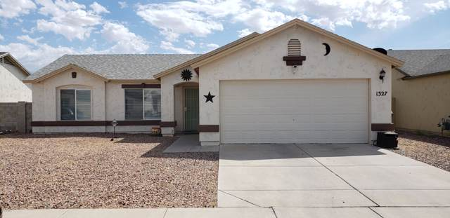 1327 E Rosemary Trail, Casa Grande, AZ 85122 (MLS #5978885) :: My Home Group