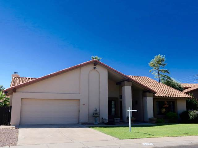 1533 W Coquina Drive, Gilbert, AZ 85233 (MLS #5978900) :: The W Group