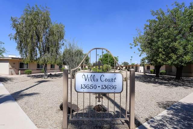 13678 N 110TH Avenue, Sun City, AZ 85351 (MLS #5978921) :: Arizona Home Group