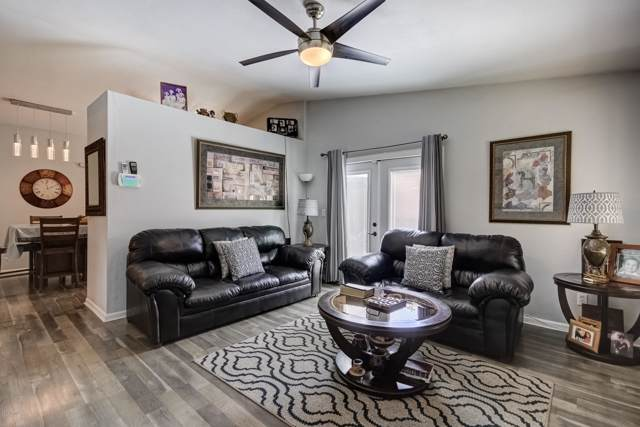 5135 E Evergreen Street #1268, Mesa, AZ 85205 (MLS #5978943) :: Devor Real Estate Associates