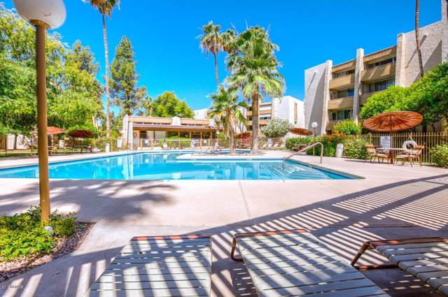 7625 E Camelback Road B124, Scottsdale, AZ 85251 (MLS #5978993) :: CC & Co. Real Estate Team