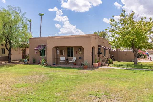 3315 N Randolph Road, Phoenix, AZ 85014 (MLS #5978997) :: Occasio Realty