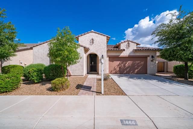 1444 E Kingbird Drive, Gilbert, AZ 85297 (MLS #5979000) :: The W Group