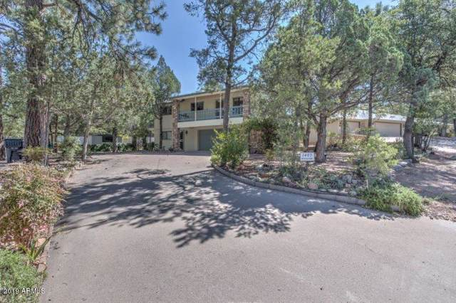 1403 N Panorama Court, Payson, AZ 85541 (MLS #5979022) :: Brett Tanner Home Selling Team