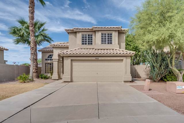662 N Sunway Drive, Gilbert, AZ 85233 (MLS #5979051) :: Cindy & Co at My Home Group