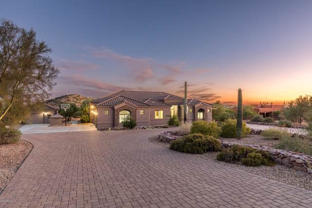 10351 E Cloudview Avenue, Gold Canyon, AZ 85118 (MLS #5979065) :: Yost Realty Group at RE/MAX Casa Grande
