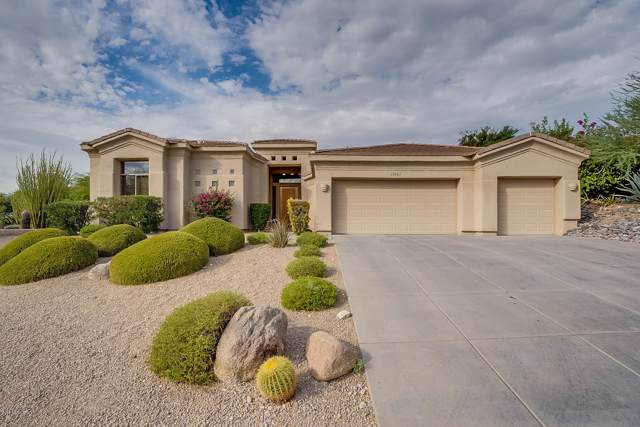 15407 E Hillside Drive, Fountain Hills, AZ 85268 (MLS #5979066) :: Brett Tanner Home Selling Team