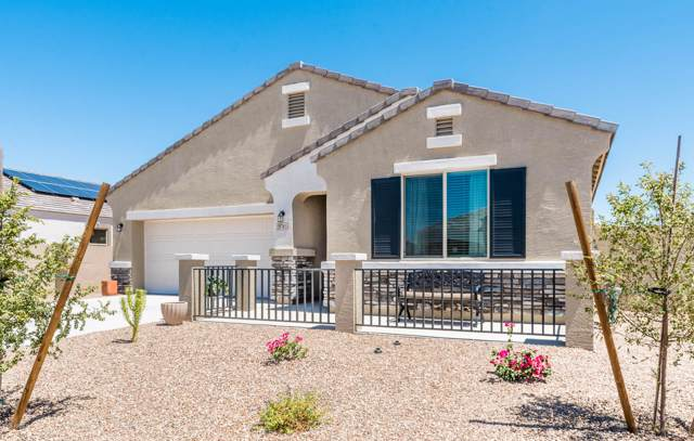 19745 N Ben Court Court, Maricopa, AZ 85138 (MLS #5979077) :: Openshaw Real Estate Group in partnership with The Jesse Herfel Real Estate Group