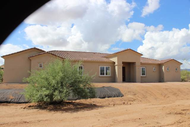 17315 E Quail Track Road, Rio Verde, AZ 85263 (MLS #5979078) :: Homehelper Consultants