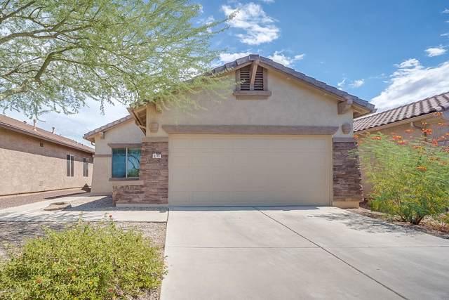8145 S Pioneer Court, Gold Canyon, AZ 85118 (MLS #5979125) :: Brett Tanner Home Selling Team