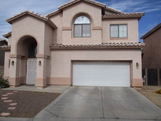 1425 S Lindsay Road #63, Mesa, AZ 85204 (MLS #5979160) :: Openshaw Real Estate Group in partnership with The Jesse Herfel Real Estate Group