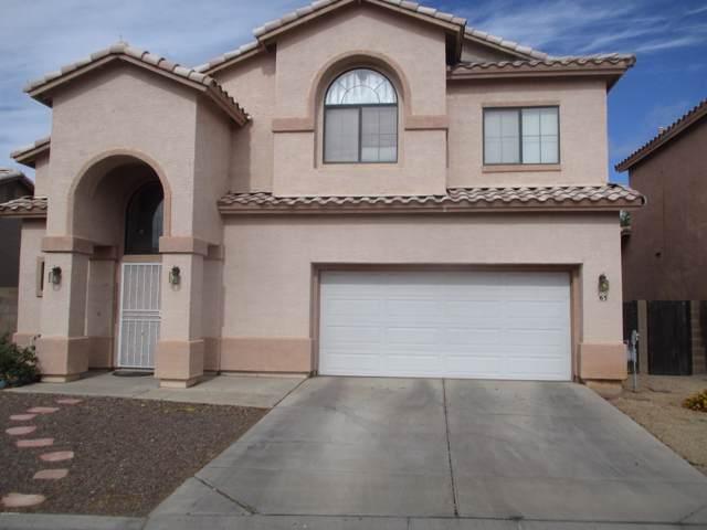 1425 S Lindsay Road #63, Mesa, AZ 85204 (MLS #5979160) :: The Property Partners at eXp Realty