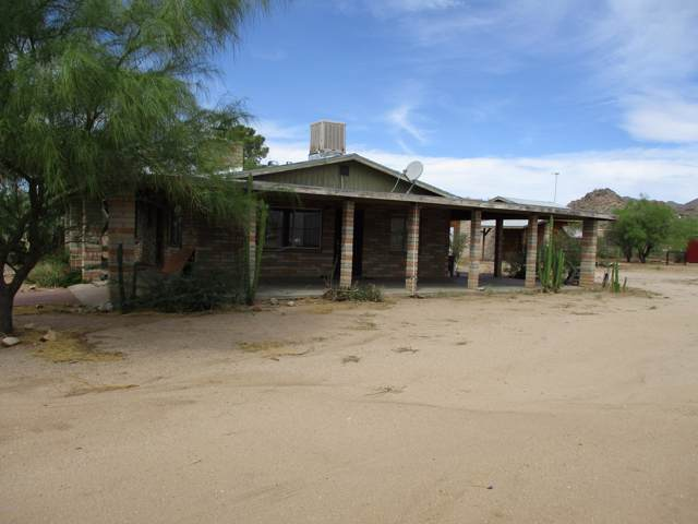 22890 W Hillcrest Drive, Congress, AZ 85332 (MLS #5979165) :: Revelation Real Estate