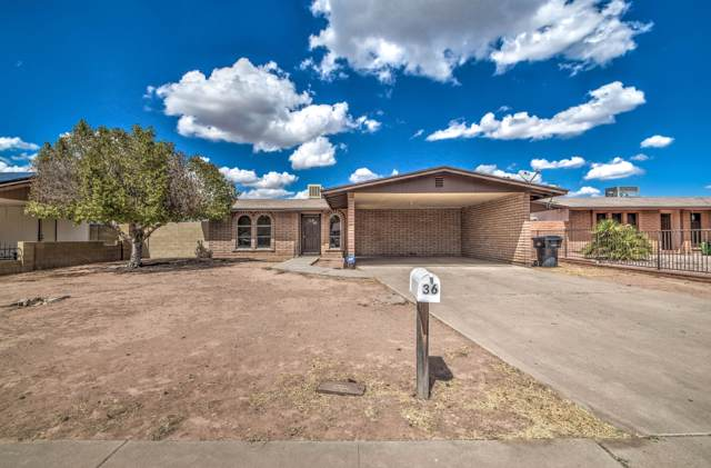 36 E Hampton Avenue, Mesa, AZ 85210 (MLS #5979180) :: Openshaw Real Estate Group in partnership with The Jesse Herfel Real Estate Group