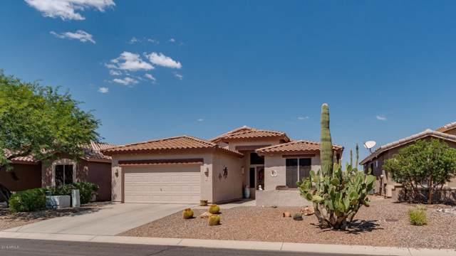 6510 S Front Nine Drive, Gold Canyon, AZ 85118 (MLS #5979184) :: Brett Tanner Home Selling Team