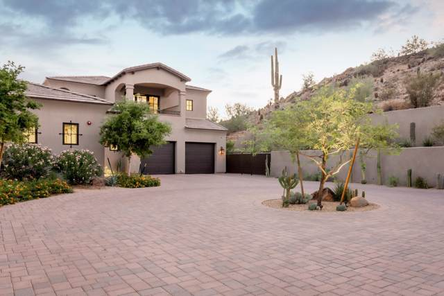 6650 N 39TH Place, Paradise Valley, AZ 85253 (MLS #5979200) :: The W Group