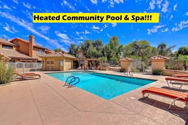 7788 E Pepper Tree Lane, Scottsdale, AZ 85250 (MLS #5979214) :: The W Group